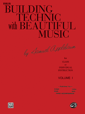 Building Technic With Beautiful Music Bk 1 (Violin) - Music Creators Online
