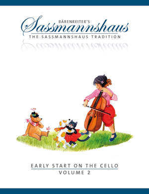 Early Start on the Cello, Volume 2 - Music Creators Online