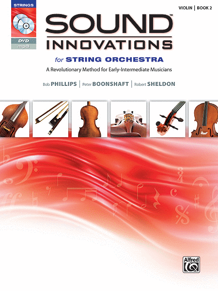 Sound Innovations for String Orchestra Book 2 - Violin - Music Creators Online