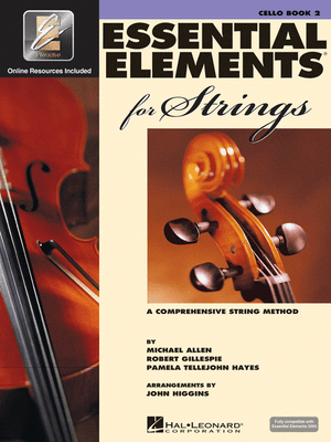 Essential Elements for Strings: Cello Bk 2