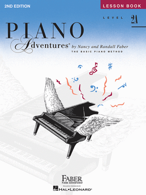 Piano Adventures: Lesson Book 2A w CD (2nd Edition) - Music Creators Online