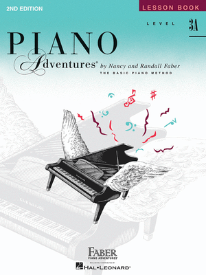 Piano Adventures: Lesson Book 3A w CD (2nd Edition) - Music Creators Online