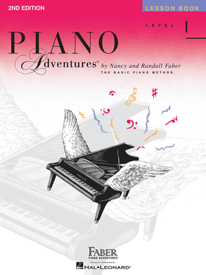 Piano Adventures: Lesson Book 1 w CD (2nd Edition) - Music Creators Online