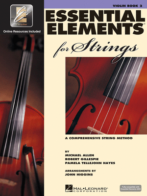 Essential Elements for Strings: Violin Bk 2 - Music Creators Online