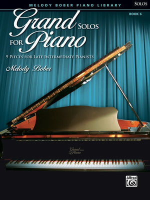 Grand Solos for Piano, Book 6 - Music Creators Online