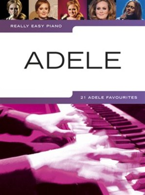 Really Easy Piano - Adele - Music Creators Online