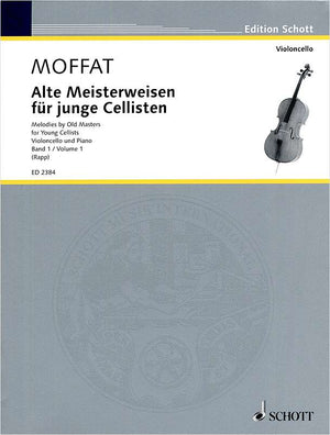 Melodies by Old Masters for Young Cellists - Volume 1 - Music Creators Online