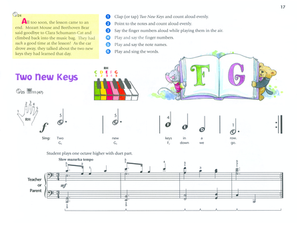Music for Little Mozarts: Music Lesson Book 2 - Music Creators Online