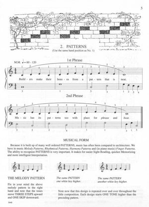 John Thompson's Modern Course for the Piano - First Grade - Music Creators Online
