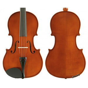 Enrico Student Plus - (14 inch) Viola Outfit w Professional Set Up