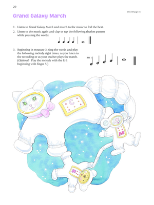 Music for Little Mozarts: Music Discovery Book 2 - Music Creators Online