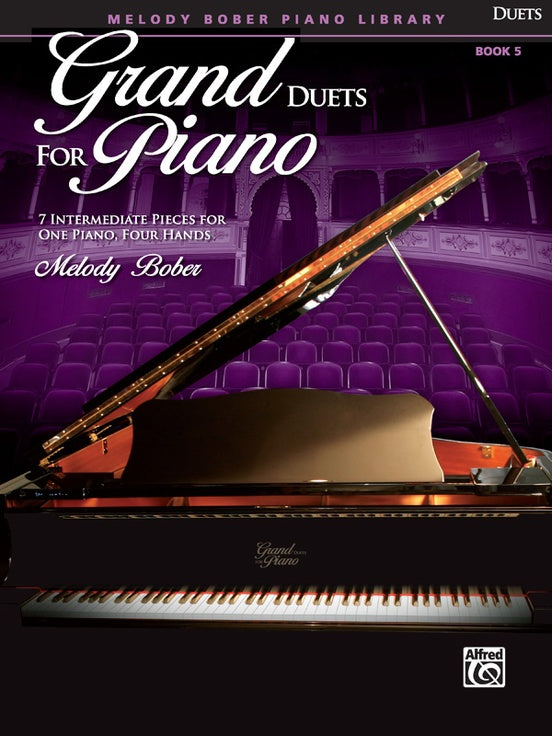Grand Duets for Piano, Book 5 - Music Creators Online