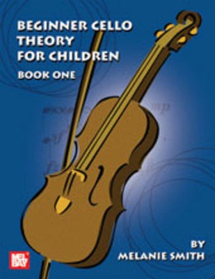 Beginner Cello Theory For Children Book One - Music Creators Online