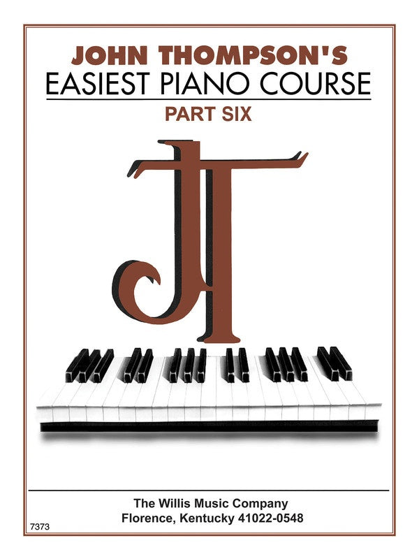 John Thompson's Easiest Piano Course - Part 6 - Music Creators Online