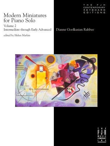 Modern Miniatures Vol 2 for Piano Solo - Music Creators Online