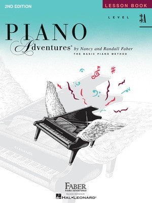 Piano Adventures: Lesson Book 3A (2nd Edition)