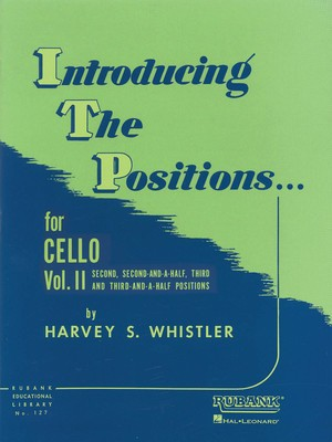 Introducing the Positions for Cello Vol. 2 - Music Creators Online