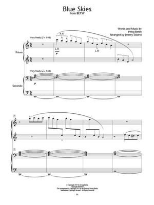 Jazz Hits for Piano Duet - Music Creators Online