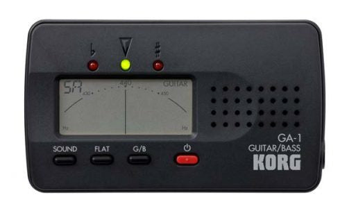 Tuner- KORG GA-1 Guitar and Bass - Music Creators Online