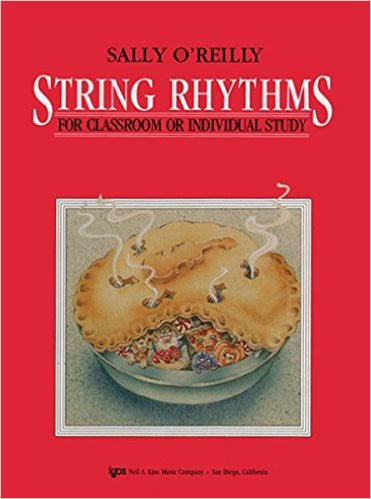 String Rhythms for Classroom or Individual Study- Cello