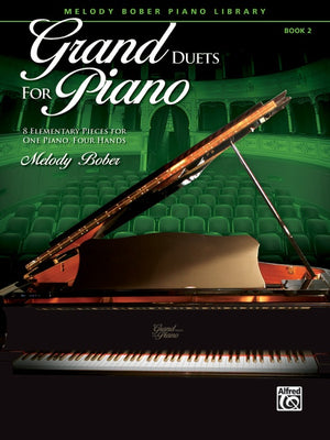 Grand Duets for Piano, Book 2 - Music Creators Online
