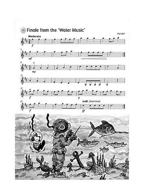 Fiddle Time Runners Violin BK/CD Revised - Music Creators Online
