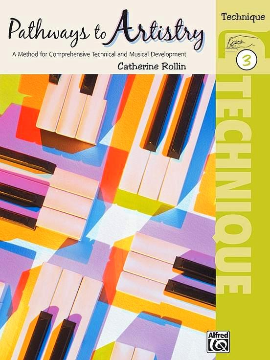Pathways to Artistry: Technique BK3 - Music Creators Online