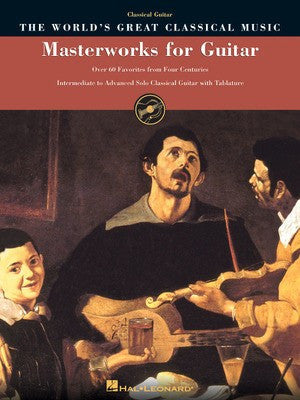 Masterworks for Guitar - Music Creators Online