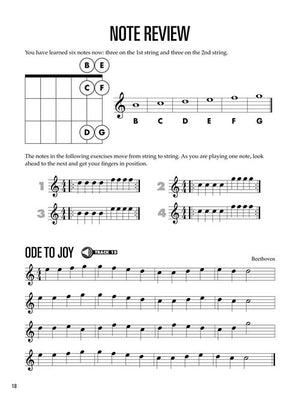Hal Leonard Guitar for Kids Method Book 1 Book/OLA - Music Creators Online