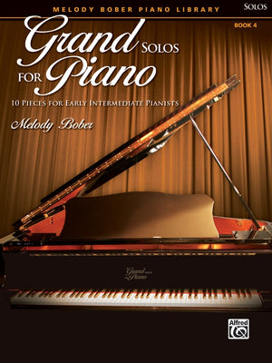 Grand Solos for Piano, Book 4 - Music Creators Online