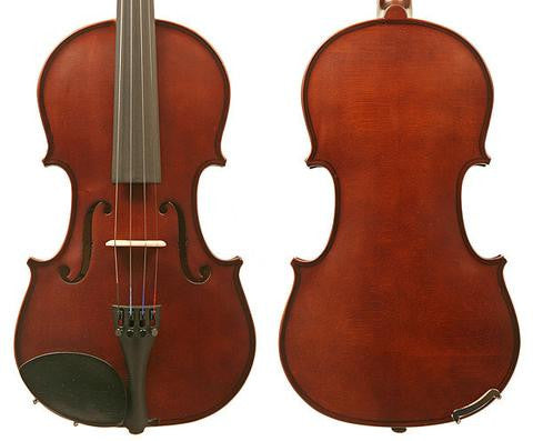 Enrico Student Plus (1/8 Size) Violin Outfit with Professional Set Up - Music Creators Online