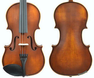 Enrico Student Plus II- (1/4 Size) Violin Outfit with Professional Set Up