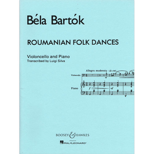 Béla Bartók - Roumanian Folk Dances for Violin and Piano