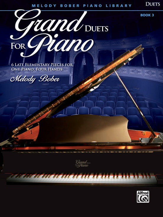 Grand Duets for Piano, Book 3 - Music Creators Online