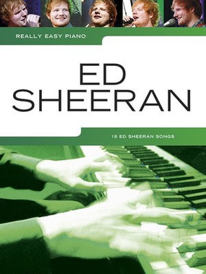 Really Easy Piano - Ed Sheeran - Music Creators Online