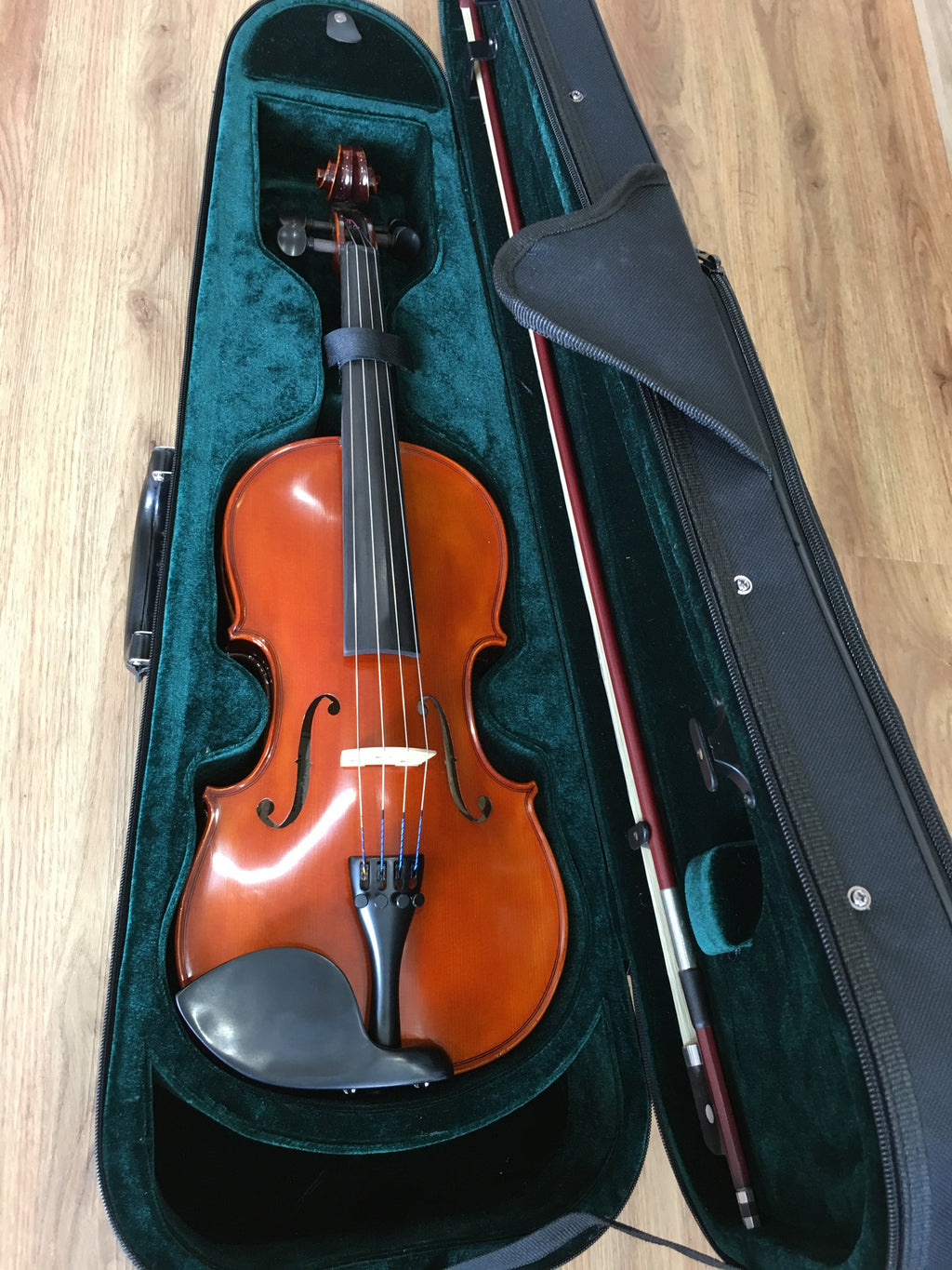 "A. Arioso II 14"" Viola Outfit w Professional Setup - Music Creators Online"