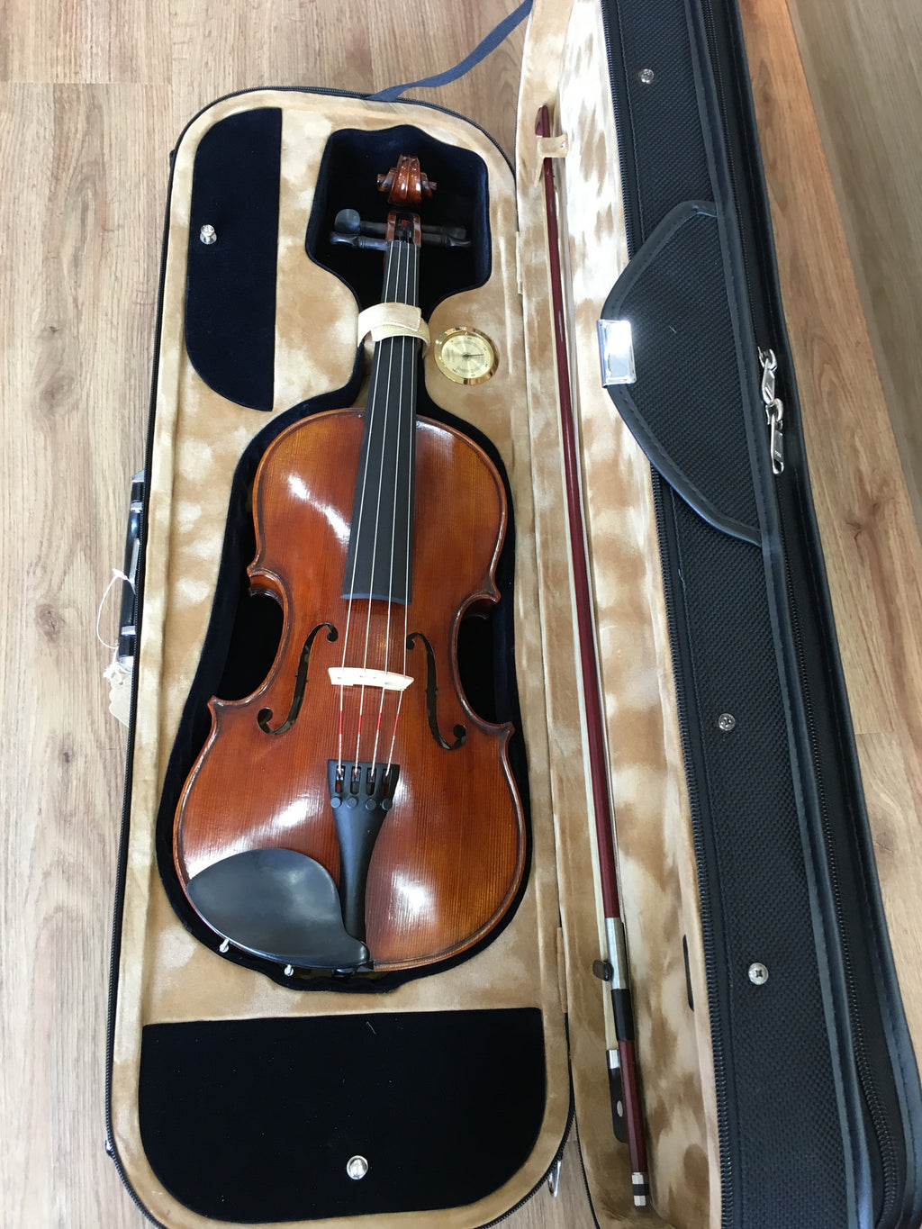 "A Marcello I 15"" Viola Outfit w Professional Setup - Music Creators Online"