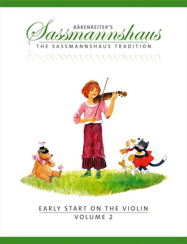 Early Start on the Violin, Volume 2 - Music Creators Online