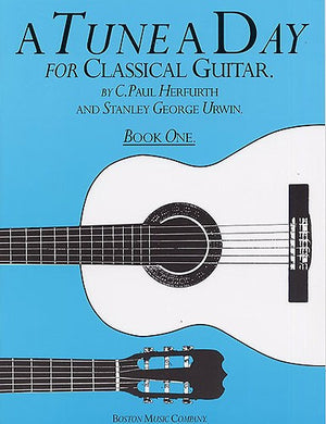 A Tune A Day for Classical Guitar Book 1 - Music Creators Online