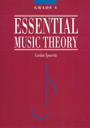 Essential Music Theory Grade 4 - Music Creators Online