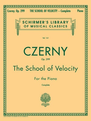 Czerny- The School of Velocity Op. 299 (Complete)