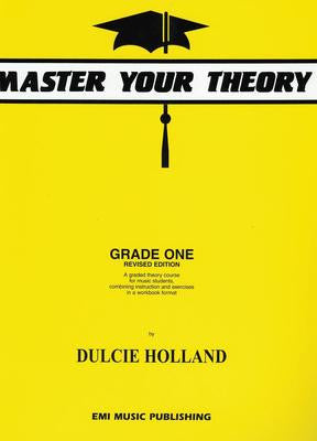 Master Your Theory Grade 1 - Music Creators Online
