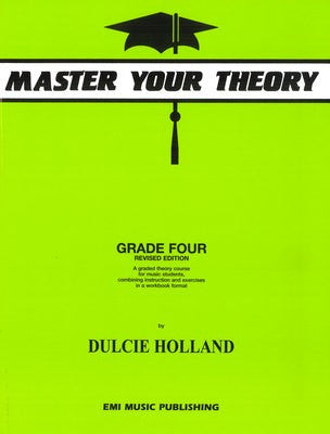 Master Your Theory Grade 4 - Music Creators Online