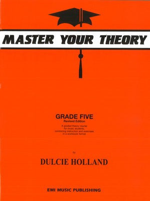 Master Your Theory Grade 5 - Music Creators Online