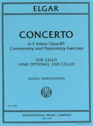 Elgar Cello Concerto in E Minor Op. 85 - Music Creators Online