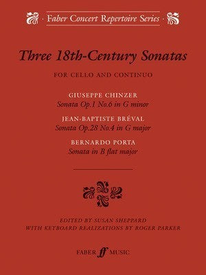 Three 18th-Century Sonatas - Music Creators Online