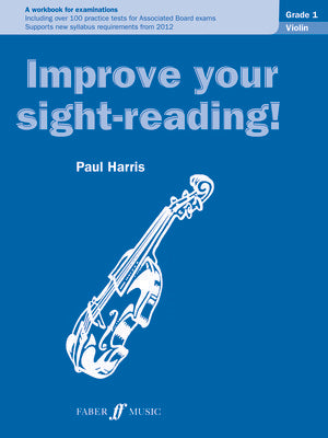 Improve your sight-reading! Violin 1
