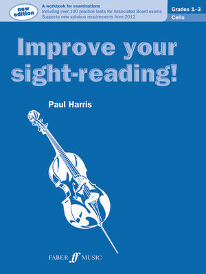 Improve your sight-reading! Cello 1-3 - Music Creators Online