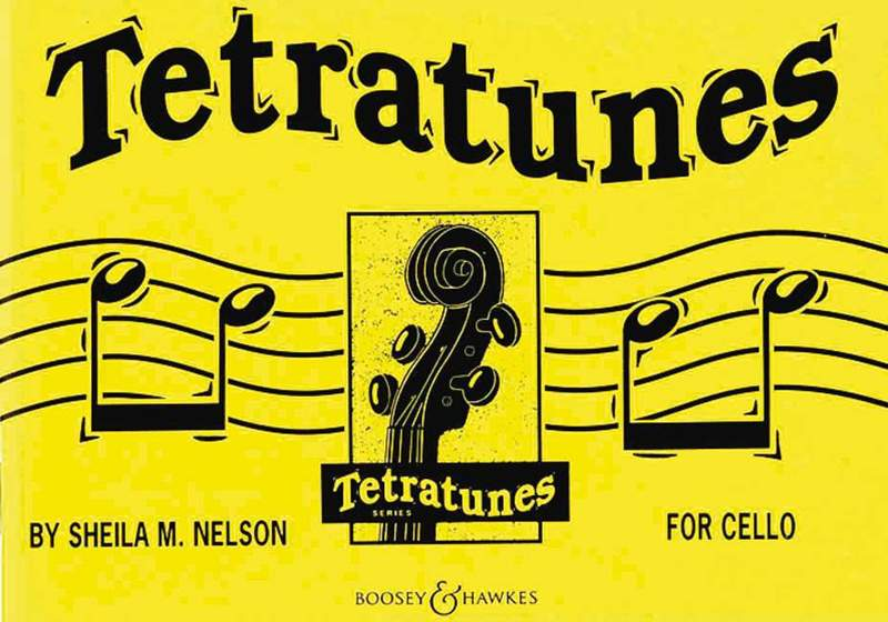 Tetratunes for Cello - Music Creators Online