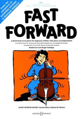 Fast Forward - Cello and Piano - Music Creators Online